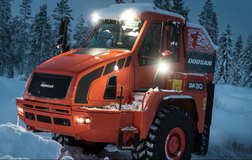 Scania extiende colaboración con Doosan