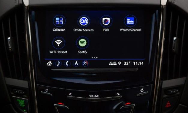 GM México integra Spotify en sus vehículos