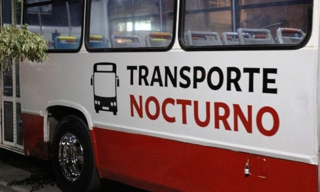 Puebla tiene nueva ruta de Transporte Público Nocturno