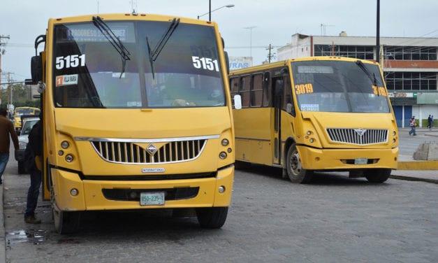 SLP ajustará rutas de transporte público