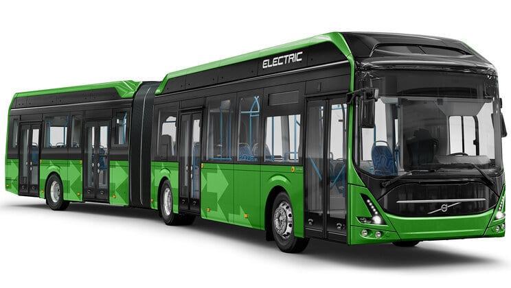 Volvo suma un pedido más de autobuses eléctricos