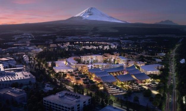 Construirá Toyota una ciudad-laboratorio