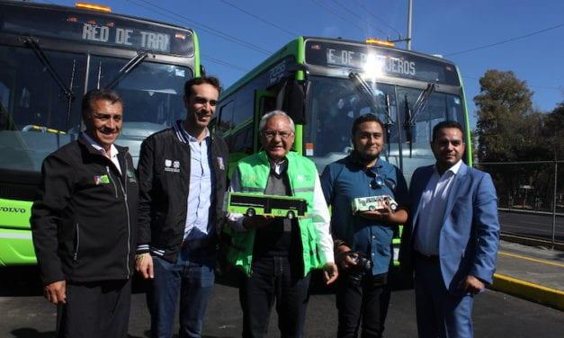 Operan ya 200 nuevos buses de RTP