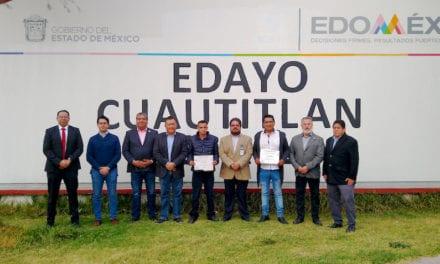 Se gradúa 1ra generación de operadores del CECAF Cuautitlán