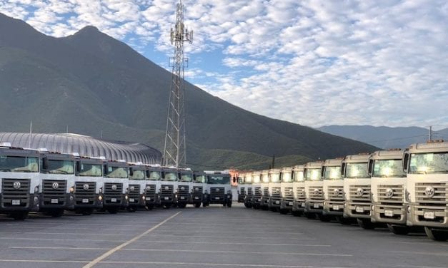 32 unidades Constellation VW para Veolia