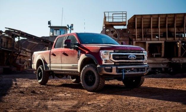 Nuevas capacidades de la Ford Super Duty