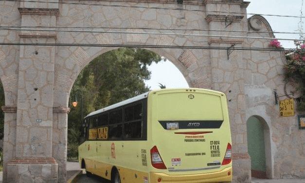 IQT ordenará transporte público en municipios