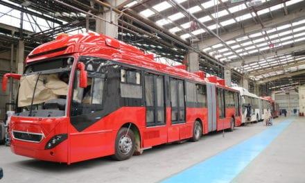 Prepara Volvo Buses biarticulados para RTP