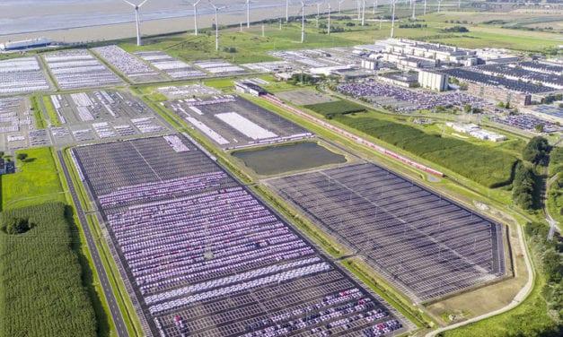 Aumenta VW electricidad verde en sus plantas