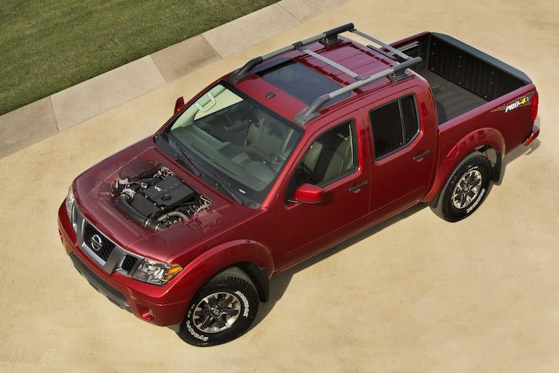 Debuta Nissan Frontier 2020