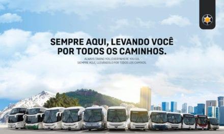 Lanza Marcopolo nueva campaña publicitaria