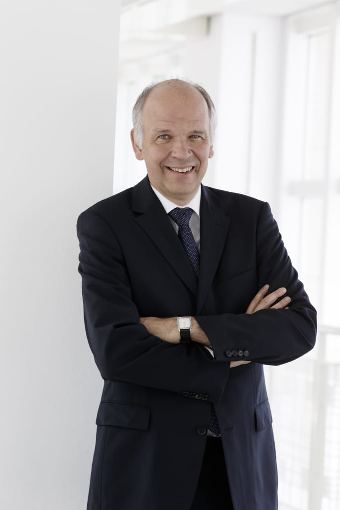 Ulrich Bastert, Head of Sales and Marketing at Daimler Buses