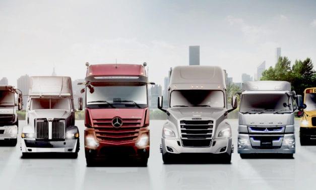 Sólidos resultados de Daimler Trucksa nivel global
