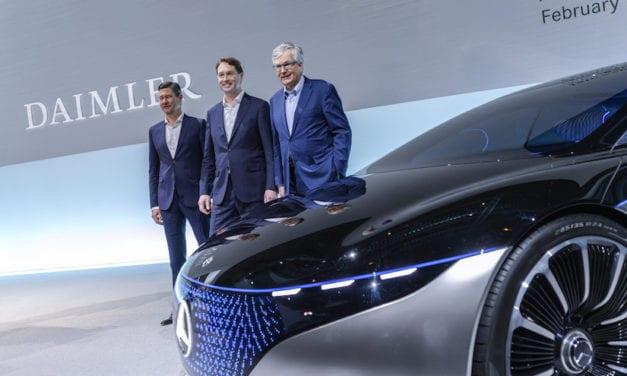 Anuncia Daimler AG resultados del 2019