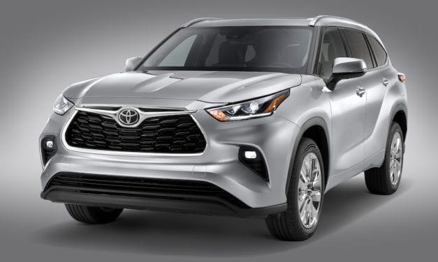 Refuerza Toyota seguridad en la Highlander