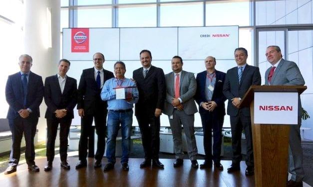 Credi Nissan coloca 2 millones de contratos