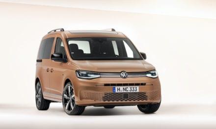 Presentan 5ª. Generación del Caddy de VW