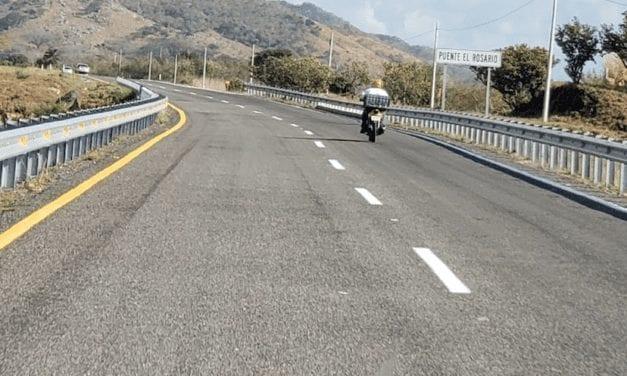 Carretera Arriaga-Tapachula mejorará la conectividad de Chiapas