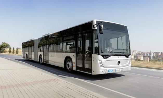 Daimler Buses entrega 566 nuevos autobuses