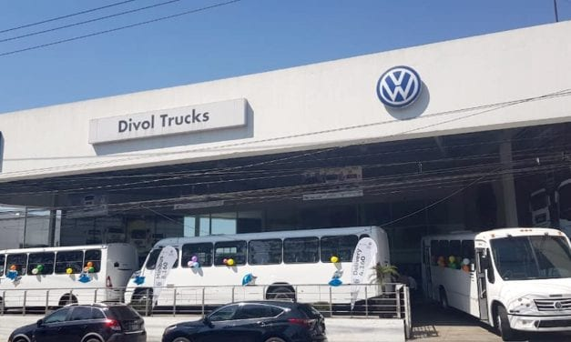 Arranca caravana de autobuses MAN Truck & Bus