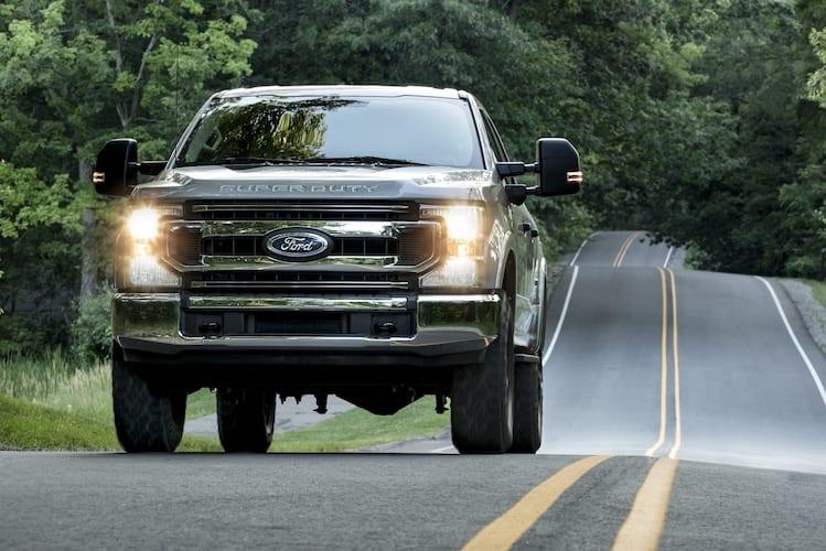 En México, la línea Ford Super Duty 2020