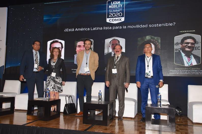 México avanza en movilidad sostenible