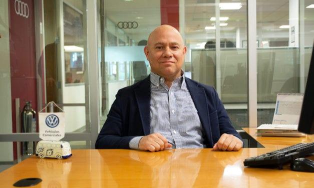 Cambios directivos en Volkswagen VC México