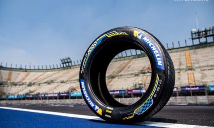 Destaca Michelin en Campeonato ABB FIA Fórmula E
