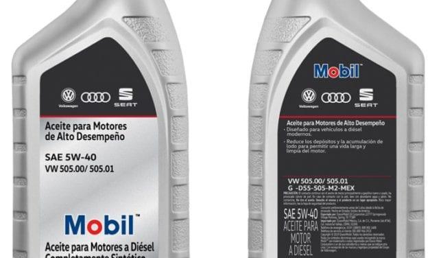 Es ExxonMobil proveedor exclusivo de VW