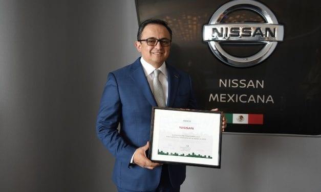 Nissan Mexicana con la mejor reputación corporativa