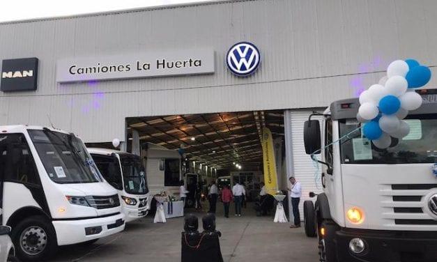 Abre MAN Truck & Bus nuevo punto de servicio