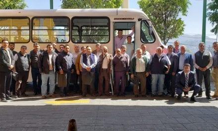 Realiza Marcopolo México Tour de urbanos