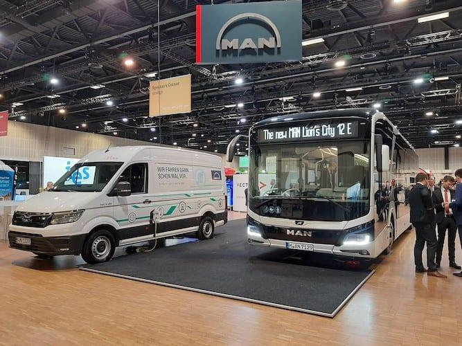 Luce MAN Truck & Bus en ElekBu 2020