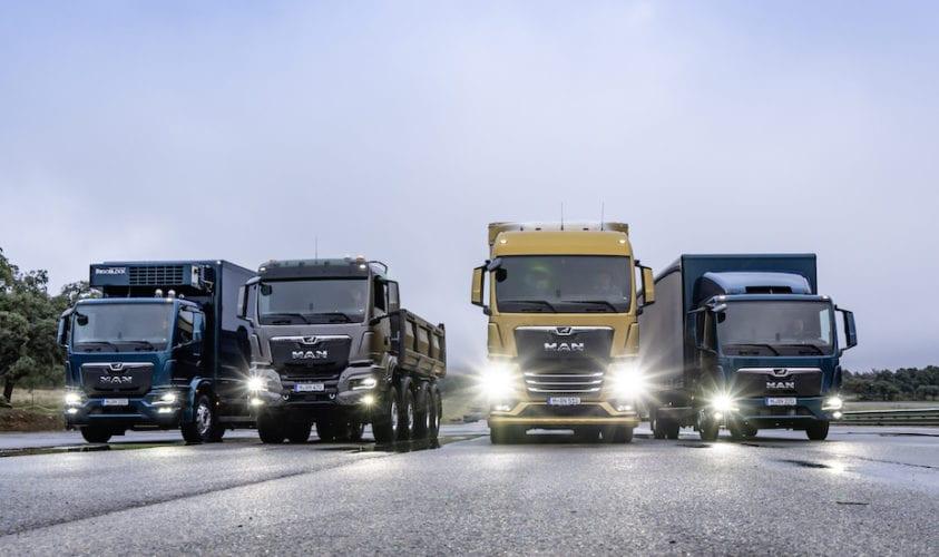 Presenta MAN Truck & Bus nueva generación de camiones