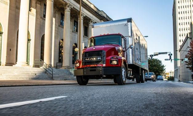 Llega serie Mack MD al Work Truck Show