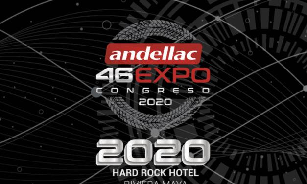 Cambiará Andellac la fecha de su Expo Congreso 2020