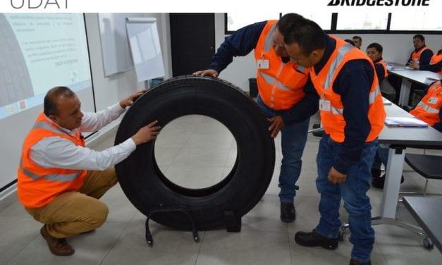 Impulsa Bridgestone profesionalización en el transporte