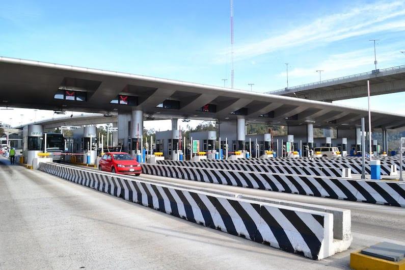 Capufe implementa medidas en carreteras ante COVID