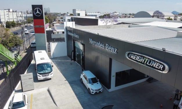 Instala DVCM nuevo CARS con Camiones Rivera