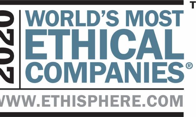 GM es nombrada empresa ética 2020