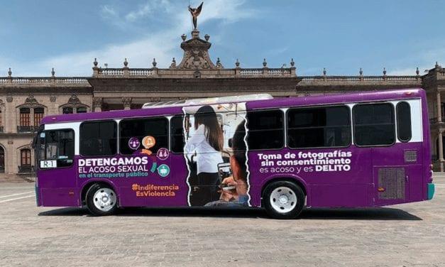 Grupo Lazcano se une a campaña contra acoso a mujeres