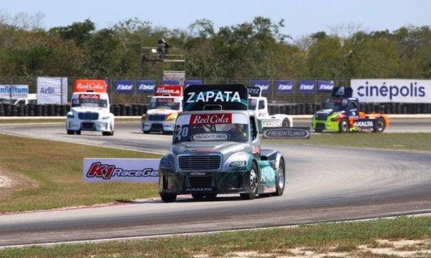 Listo Freightliner Motorsports para reinicio de Súper Copa