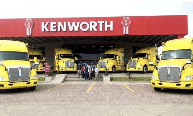 Kenworth entrega nuevos T680 a GUME