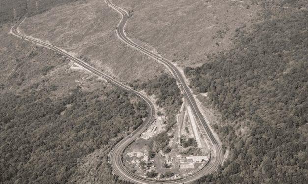 Capufe realiza mantenimiento al tramo La Pera