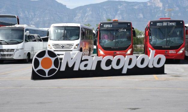 Producción Marcopolo se suspende 2 semanas