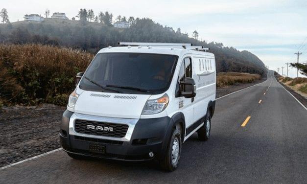 Debuta Ram ProMaster 2021 en The Work Truck Show