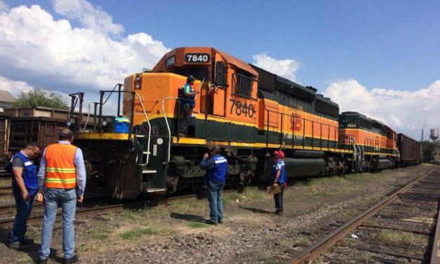 Aumentó tráfico de carga ferroviaria en enero