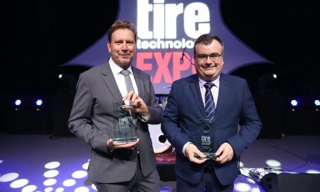 Recibe Michelin premio en los Tire International Awards 2020