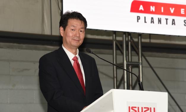 Isuzu Motors de México anuncia cambios directivos