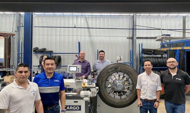 Instala Vipal su primera máquina VOC 760 Cargo en CA